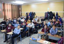 تصویر از کلاسبندی دانش آموزان پایه هفتم