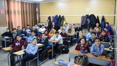 تصویر از کلاسبندی و برنامه هفتگی دانش آموزان پایه هفتم وهشتم