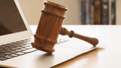 تصویر از قوانین و مقررات کلاس های آنلاین